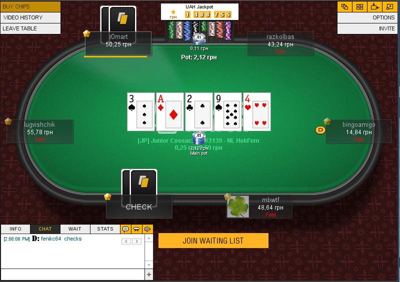 Pokermatch игровой стол