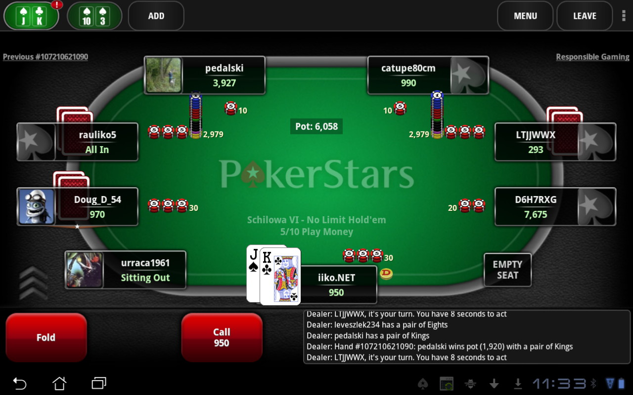 ТОП 3 онлайн покеров на реальные деньги - PokerStars