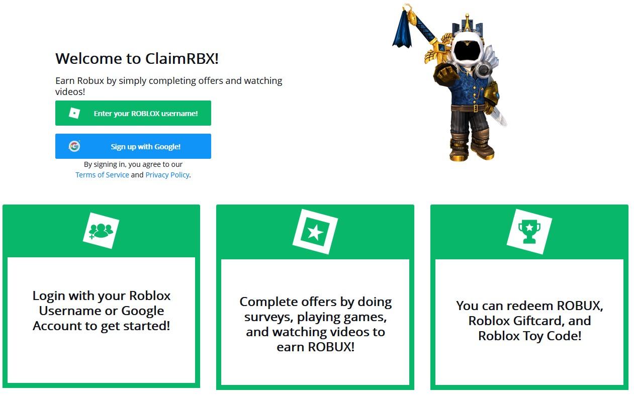 ClaimRBX
