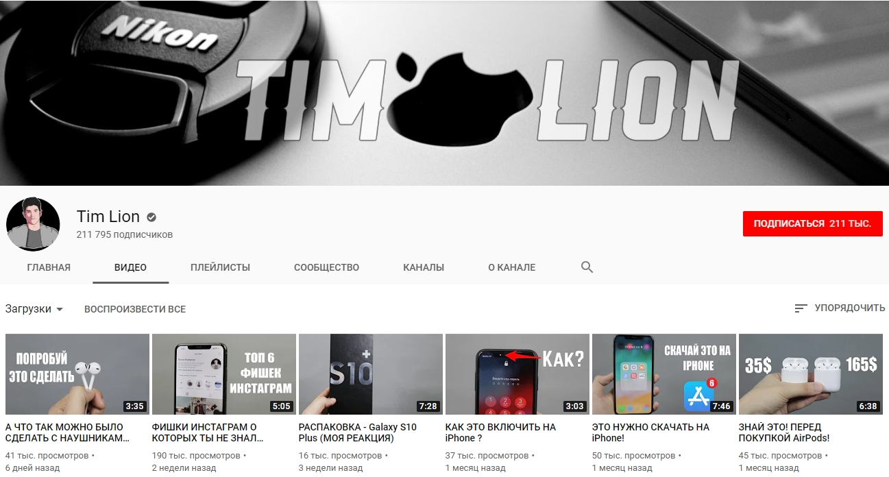 Tim Lion